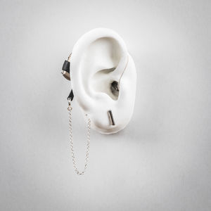 Block - Hearing Aid Jewelry