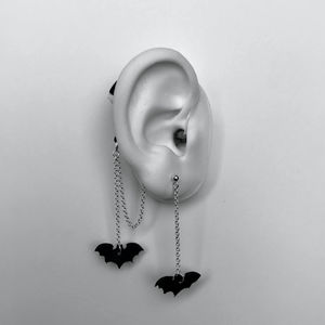 Deafmetal Bat - Hearing Aid Jewelry