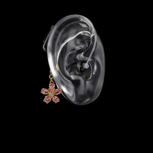 Flower For Syd - Hearing Aid Jewelry