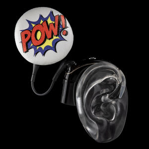 POW! - Cochlear Implant Jewelry